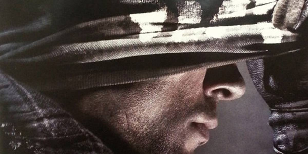 Se filtra poster promocional de Call of Duty: Ghosts