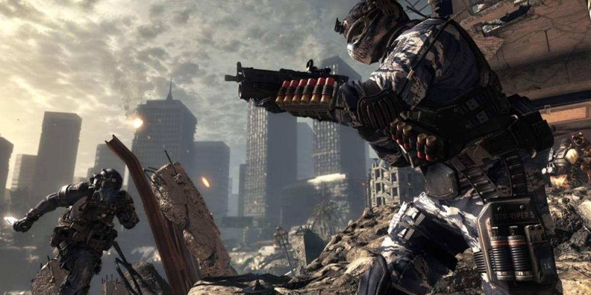 Transmitirán las finales del Campeonato de Call of Duty en Xbox Live