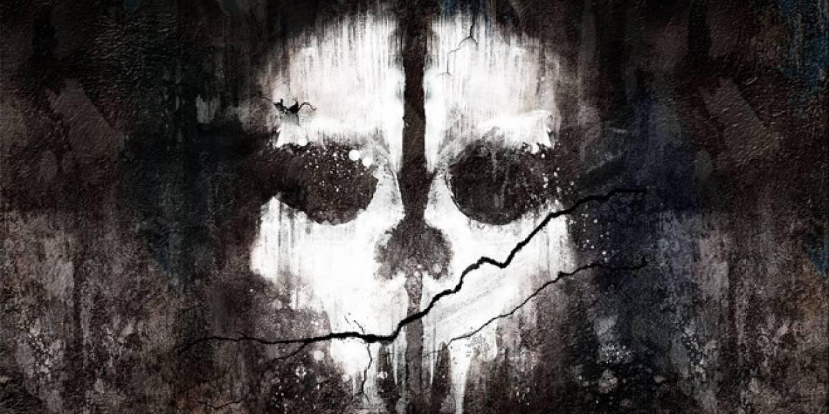 Y otra vez Call of Duty: Ghosts estaría en camino a Wii U