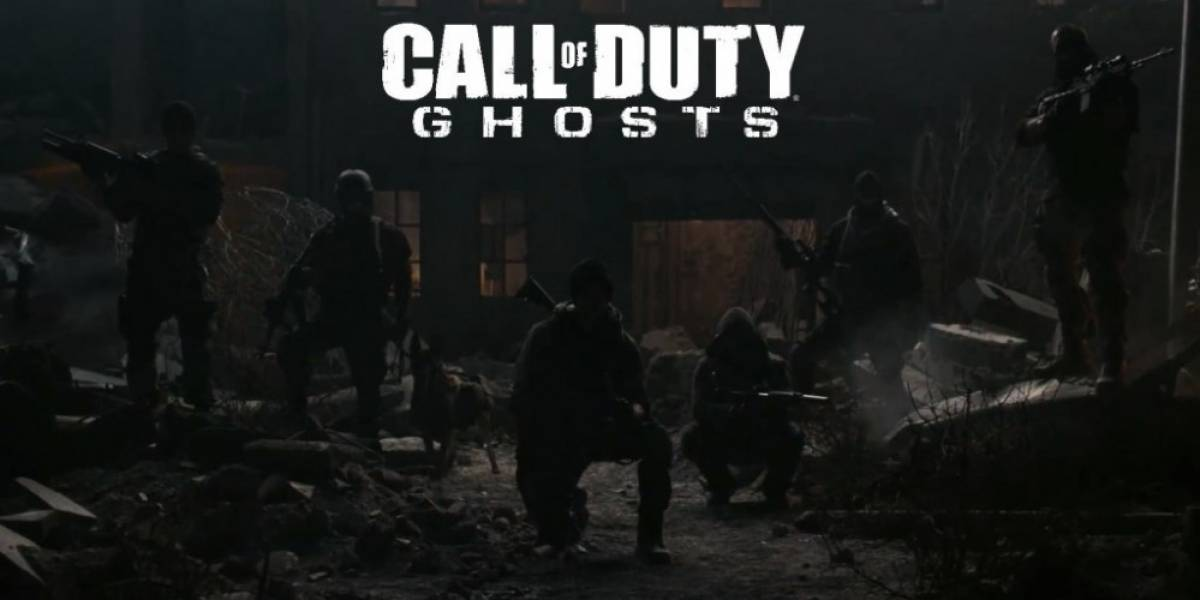 Call of Duty: Ghosts contaría con modo de juego por escuadrones