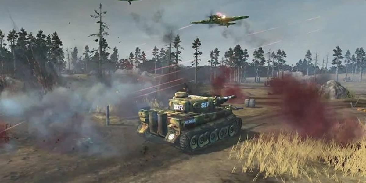 Conoce el campo de batalla en el nuevo tráiler de Company of Heroes 2