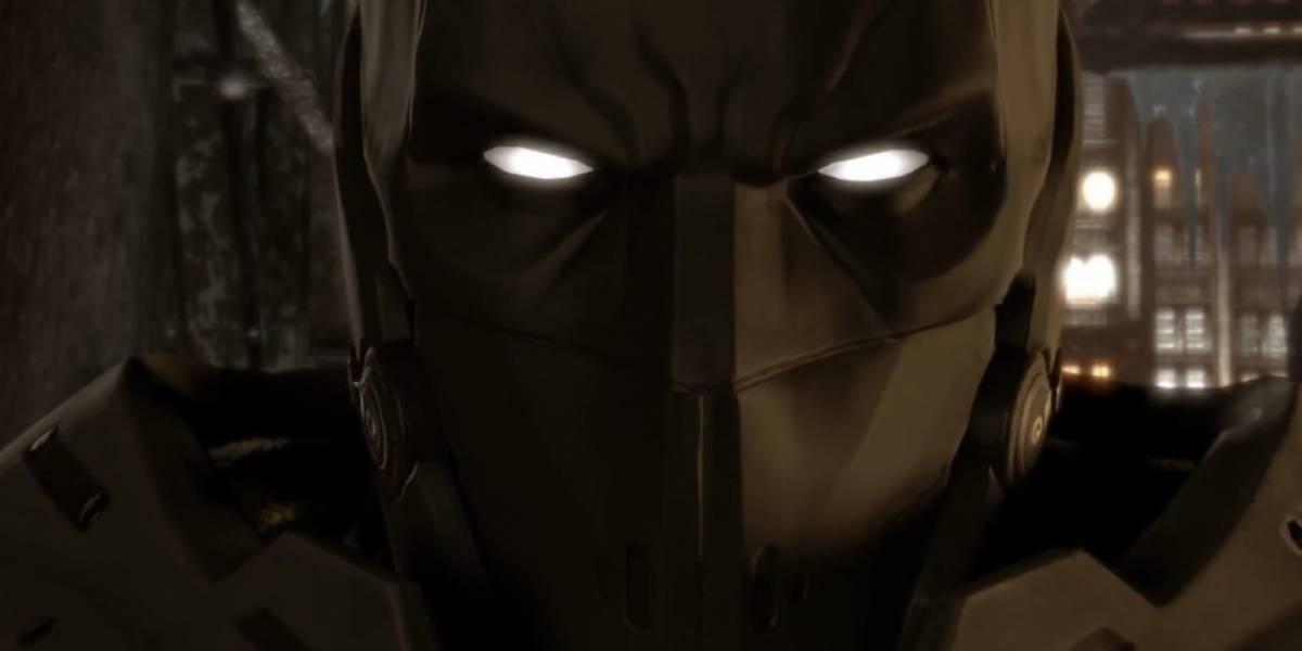 Así es el nuevo traje de Batman en Cold, Cold Heart