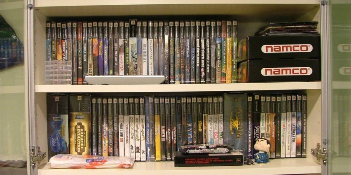 Hombre rompe récord de colección de videojuegos con más de 10.000 títulos