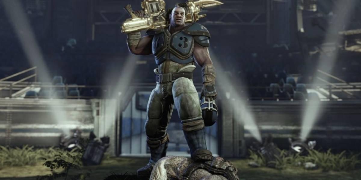 Cole Train estará presente en el nuevo Gears of War
