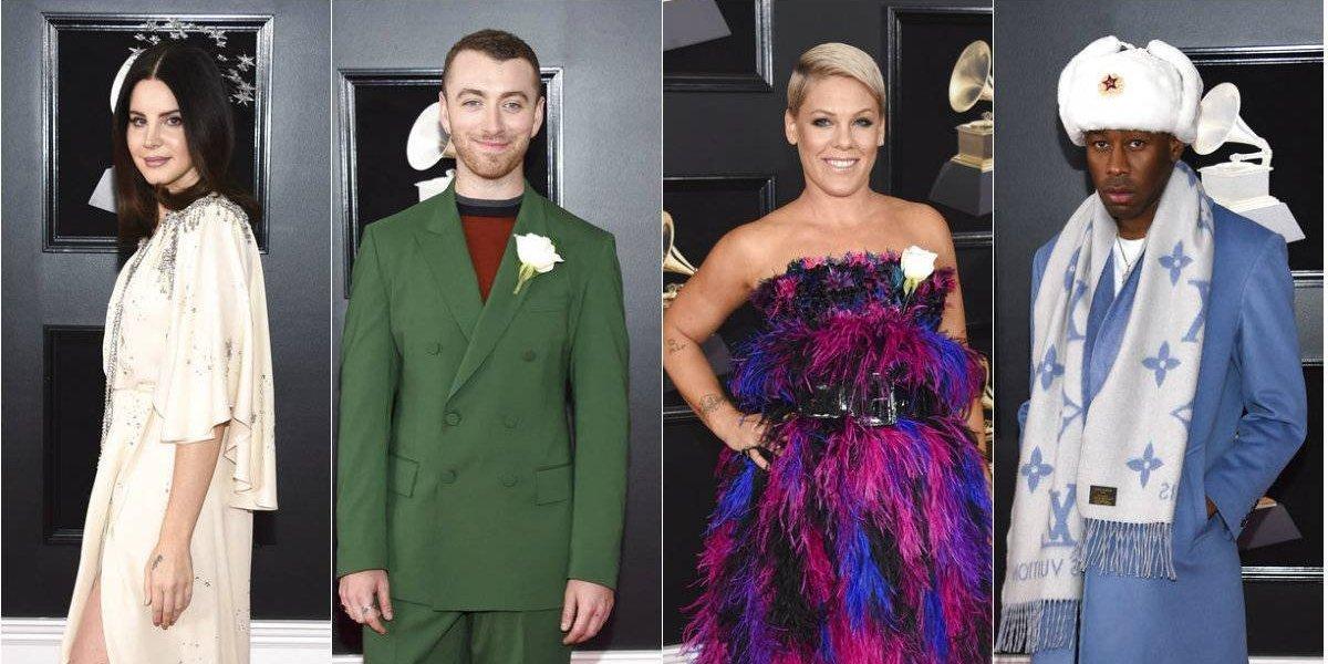 VOTA: Los mejor y peor vestidos de los Grammy