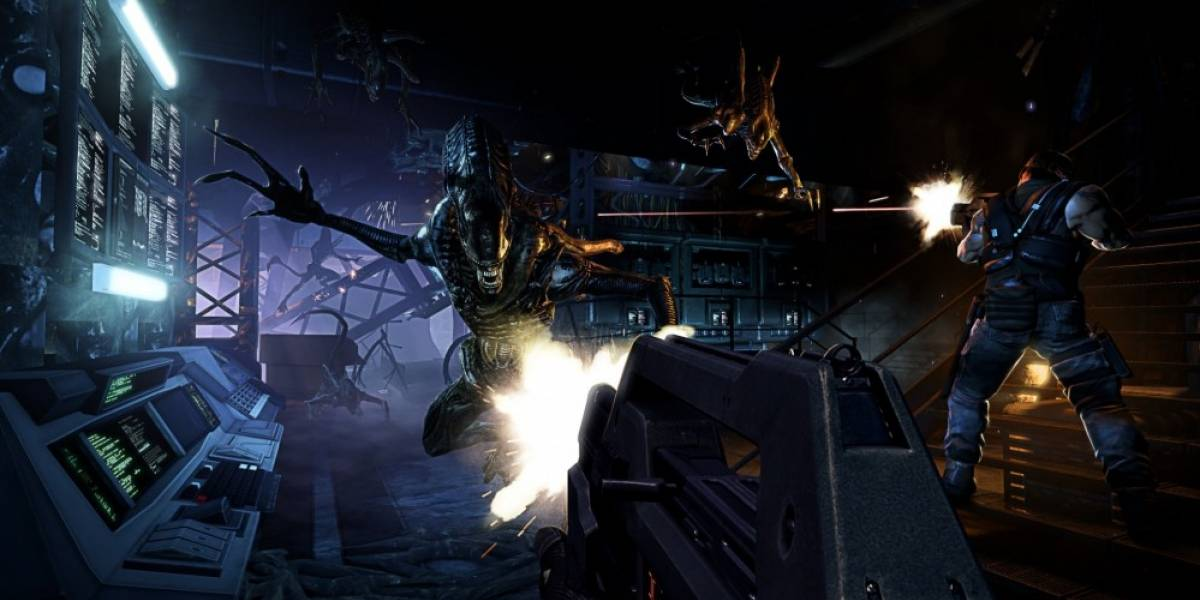 Gearbox alega que usó su propio dinero para terminar Alien: Colonial Marines