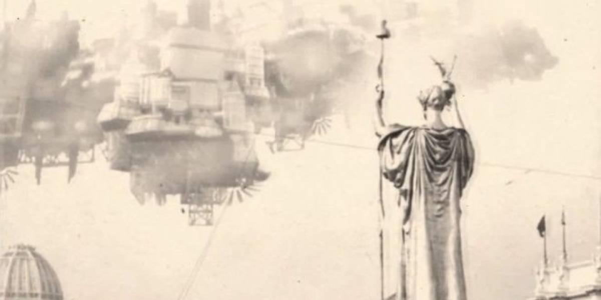 Nuevo tráiler de BioShock Infinite cuenta la historia de Columbia