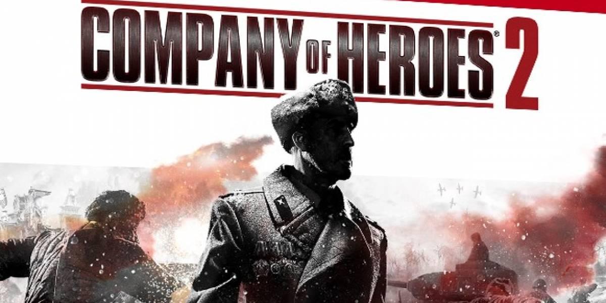 Sigan marchando: Company of Heroes 2 recibe fecha de lanzamiento