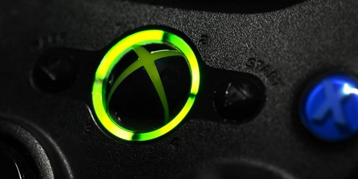 Rumor: control de Xbox 720 sería casi idéntico al de 360