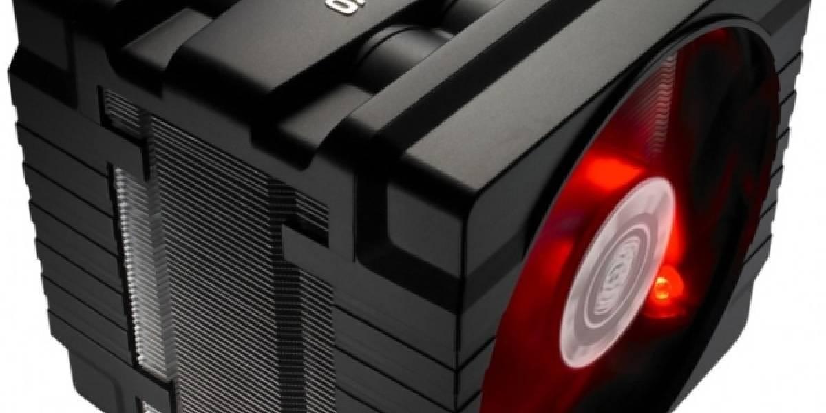 Cooler Master presenta su cooler V6