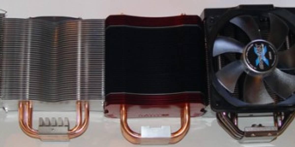 Duelo de Coolers para CPU
