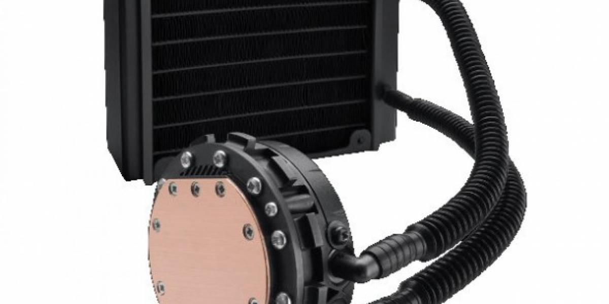 Corsair te enfría la CPU con el Hydro Series H70