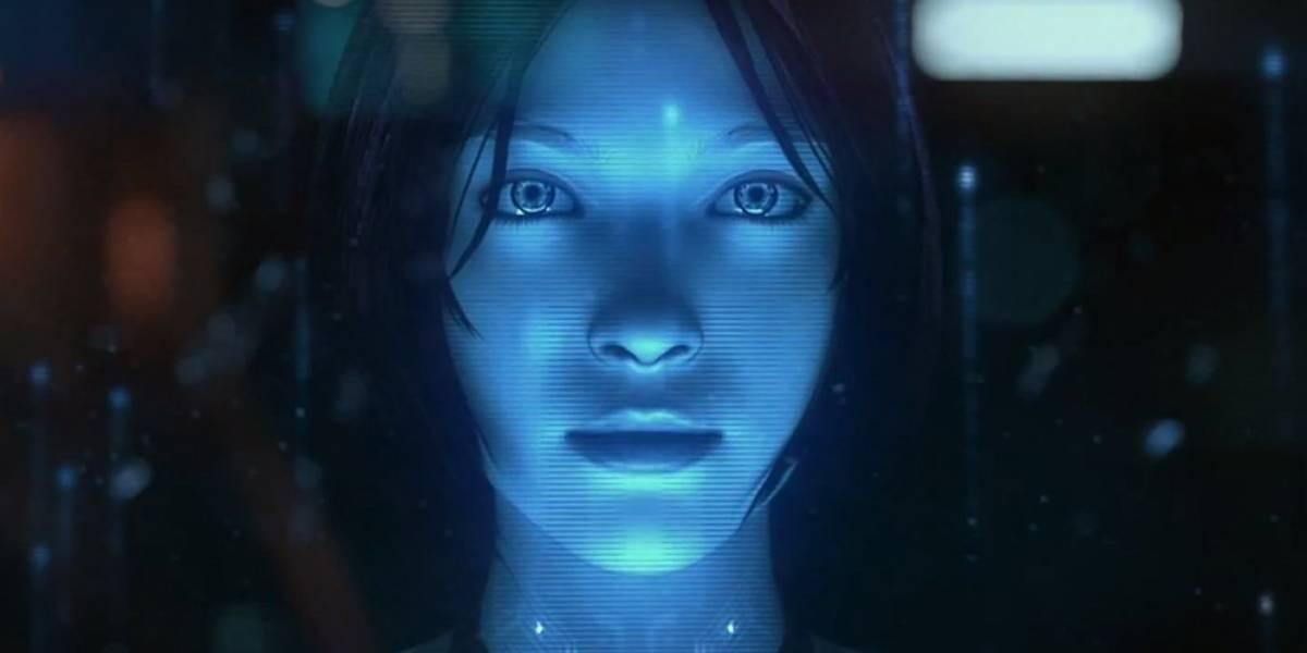 Cortana sería el asistente de voz de Microsoft para Windows y Xbox One
