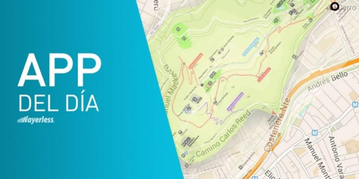Custom Maps te permite sobreponer mapas ya existentes en Google Maps [App del día]