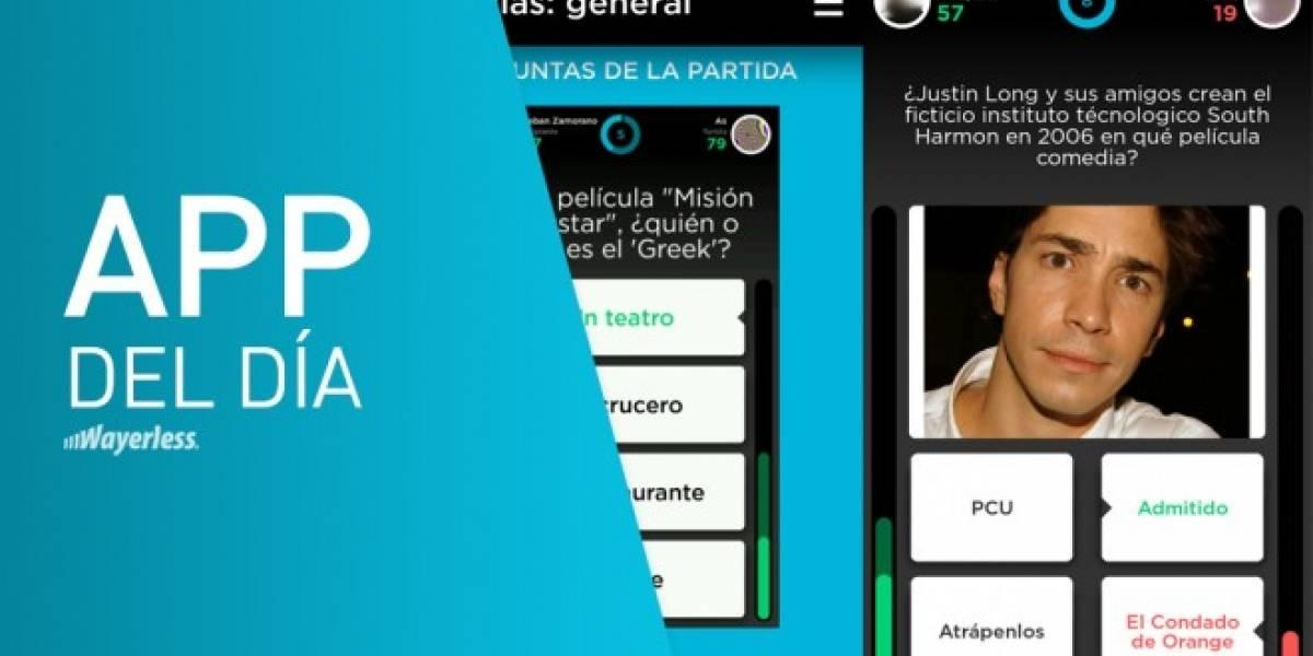 QuizUp, un juego de trivia para competir contra todo el mundo [App del día]