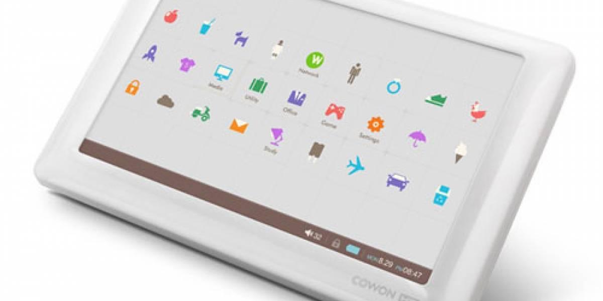 Cowon presenta V5W, reproductor multimedia con salida 1080p