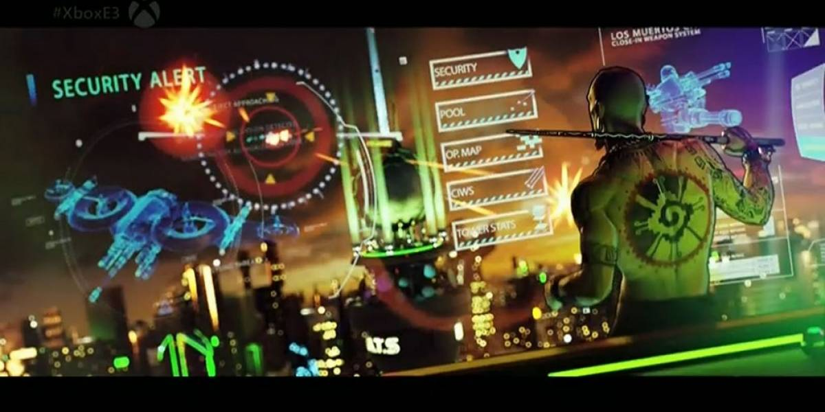 Crackdown está de regreso en exclusiva para Xbox One #E32014