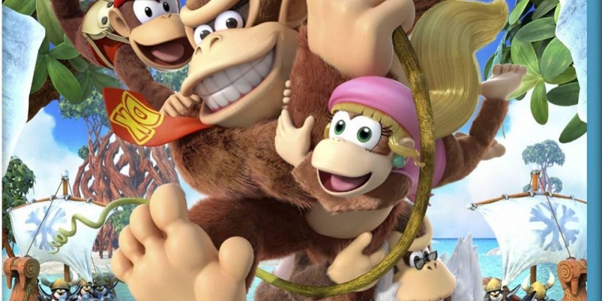 Donkey Kong Country: Tropical Freeze ya tiene fecha de lanzamiento [VGX 2013]