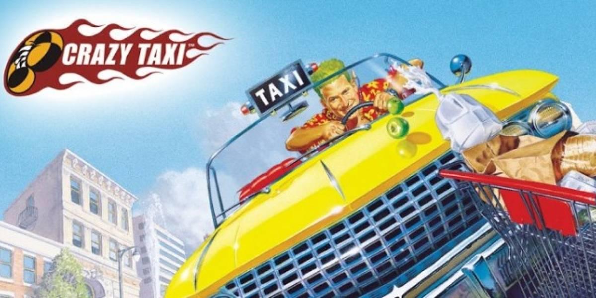 Crazy Taxi ya hace de las suyas en Android