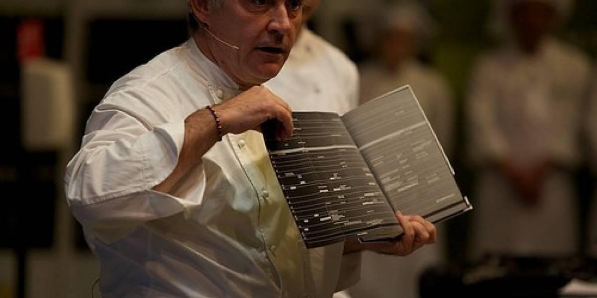 España: Ferrán Adrià cambia los fogones por una red social de cocineros
