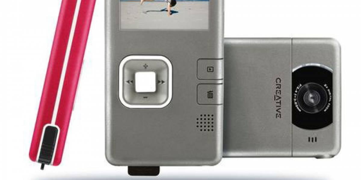 Creative Vado: Cámara de video de bolsillo a buen precio