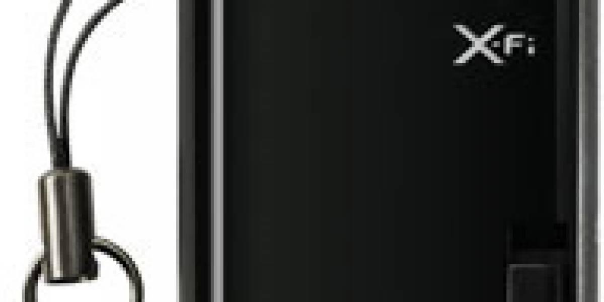 Creative X-Fi Go!, tarjeta de audio USB