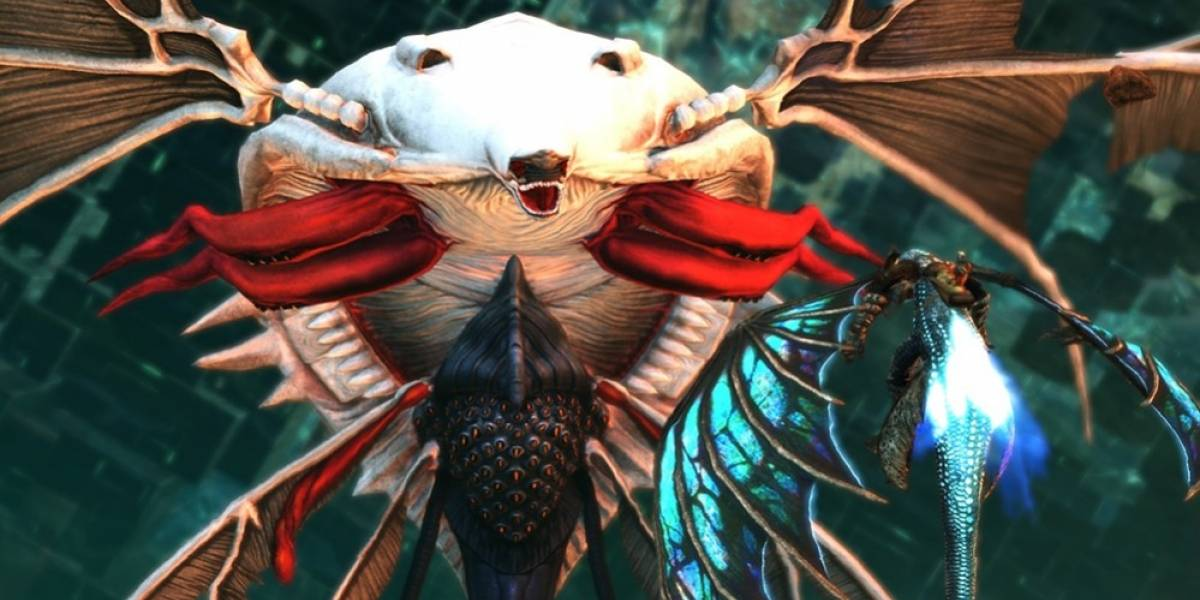 Crimson Dragon recibe nuevo tráiler