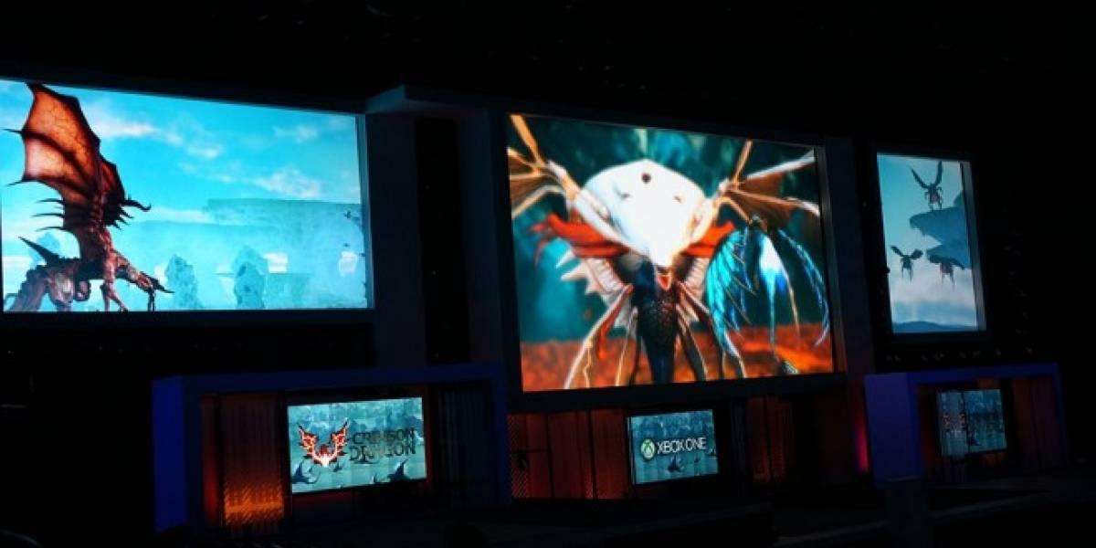 Crimson Dragon será exclusivo para Xbox One #E3