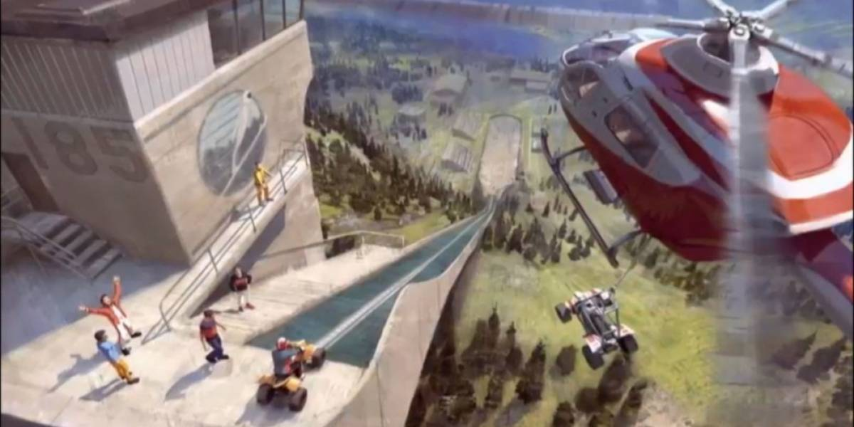 Criterion trabaja en un nuevo juego de carreras #E32014