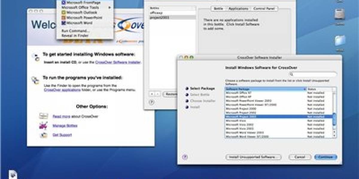 CodeWeavers anuncia CrossOver Games 9.0 para GNU/Linux y Mac