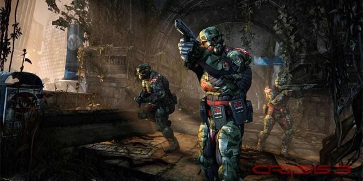 EA y Crytek le ponen fecha a la beta multijugador de Crysis 3