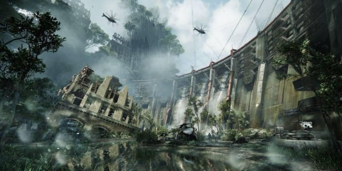 ¿Qué tan bien se ve Crysis 3? Aquí tienen la comparación gráfica de PC en alta definición