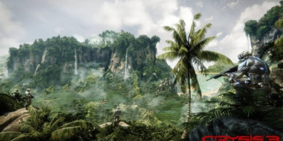 Crytek también anuncia suscripción mensual para el CryEngine #GDC2014