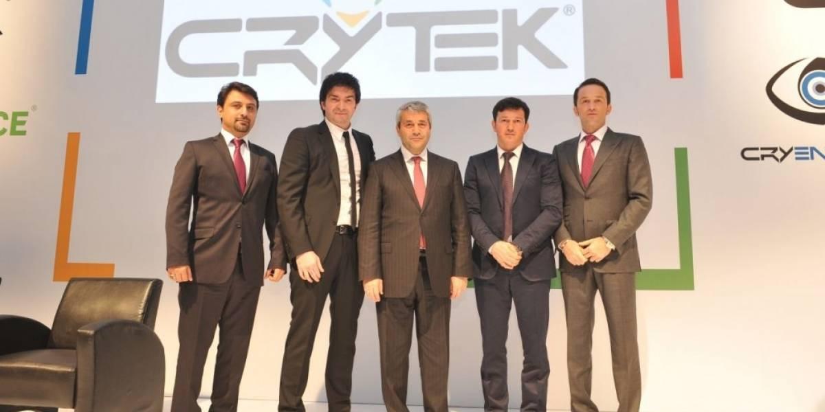Crytek explica su situación financiera