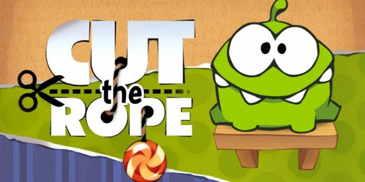 Cut the Rope: Triple Treat dará el salto a la 3DS