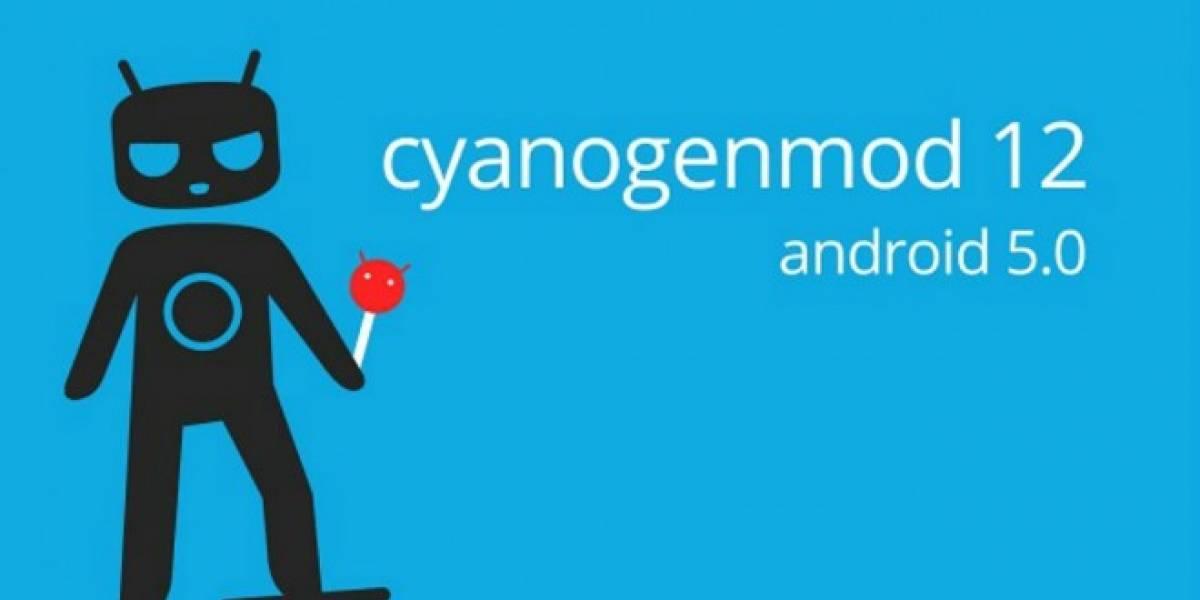 CyanogenMod 12 podría no llegar a viejos smartphones