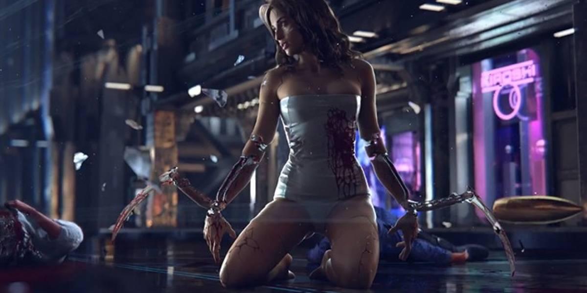 Cyberpunk 2077 recibe su primer teaser tráiler