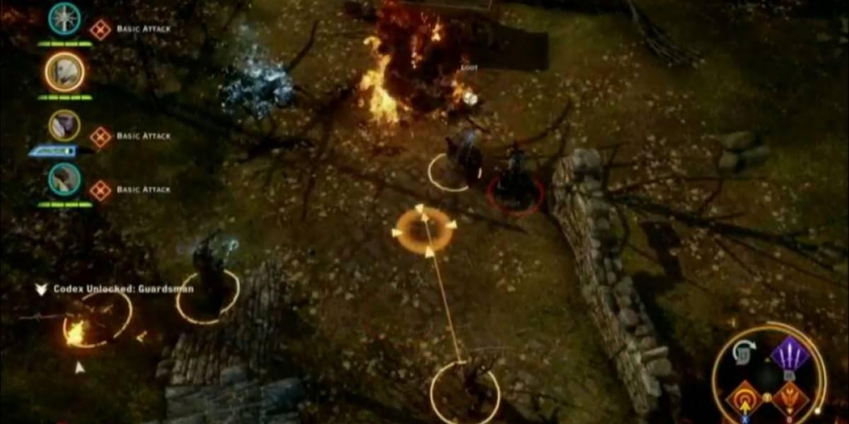 Dragon Age Inquisition contará con modo táctico #E32014