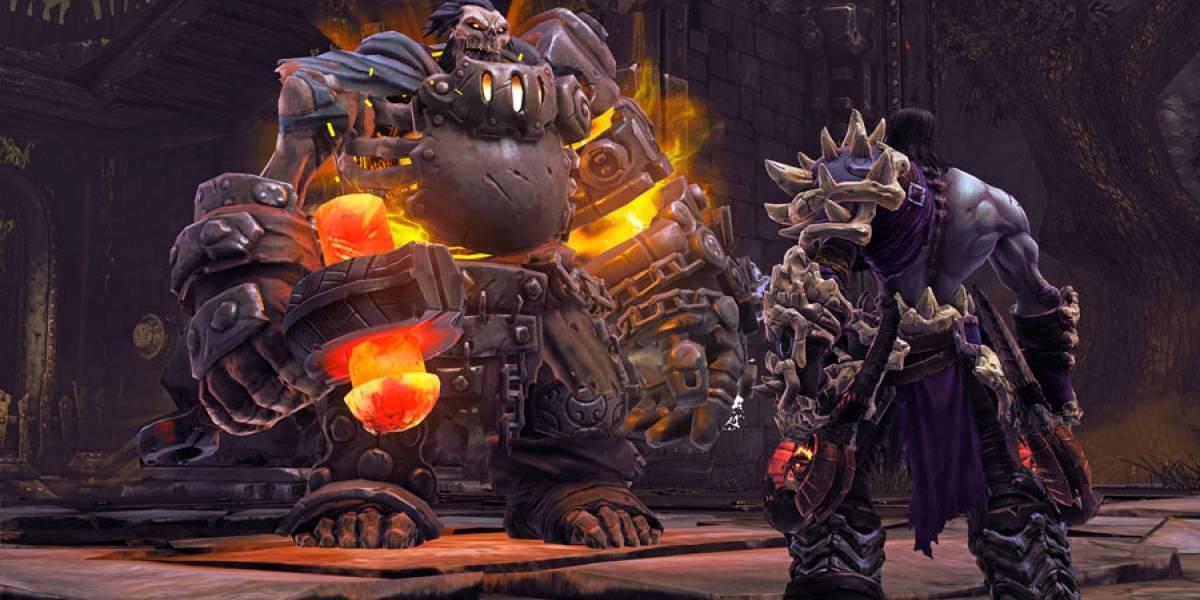 """Jefe de Nordic Games: """"Darksiders 2 fue un juego demasiado caro"""""""
