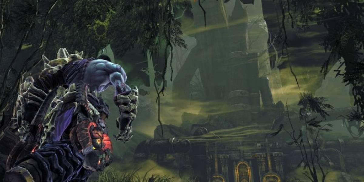 Jefe de Crytek USA quiere recuperar la franquicia Darksiders