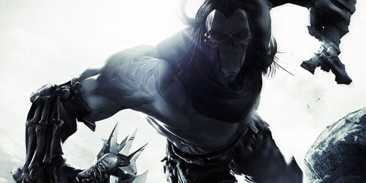 Crytek descarta desarrollar Darksiders III