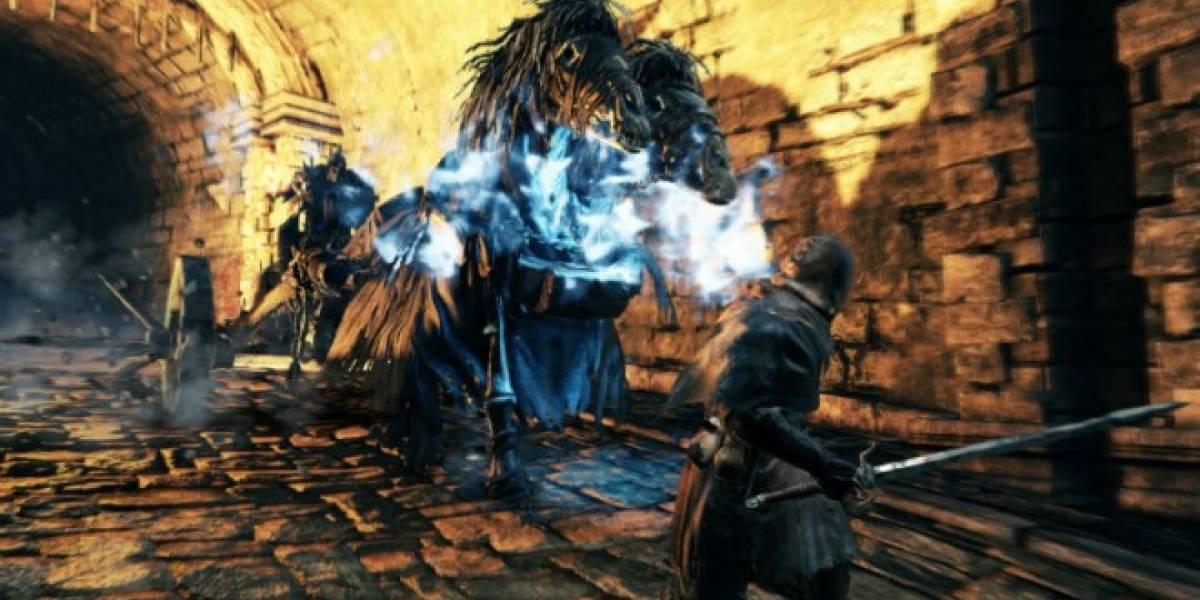 Mira el nuevo tráiler maldito de Dark Souls II