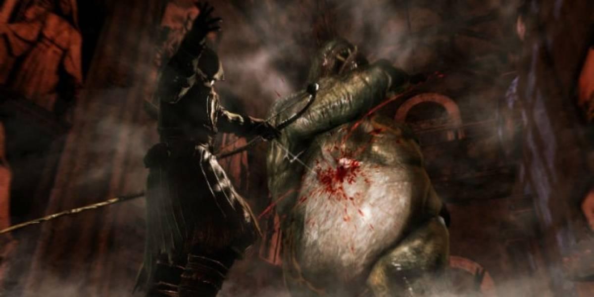 Dark Souls II recibe fecha de lanzamiento [TGS 2013]