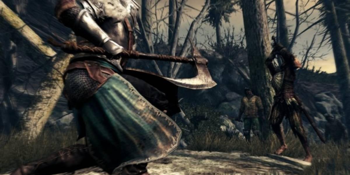Videos de Dark Souls II nos muestran cuatro diferentes clases