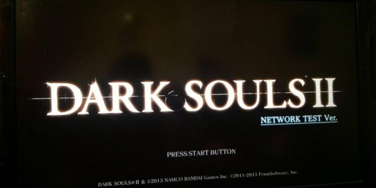 Beta de Dark Souls II en PS3, suspendida hasta nuevo aviso