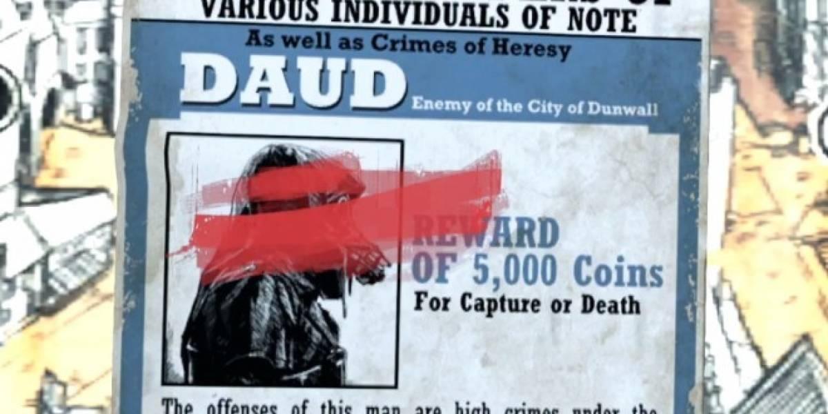 Mira el tráiler de The Knife of Dunwall, el nuevo contenido descargable de Dishonored