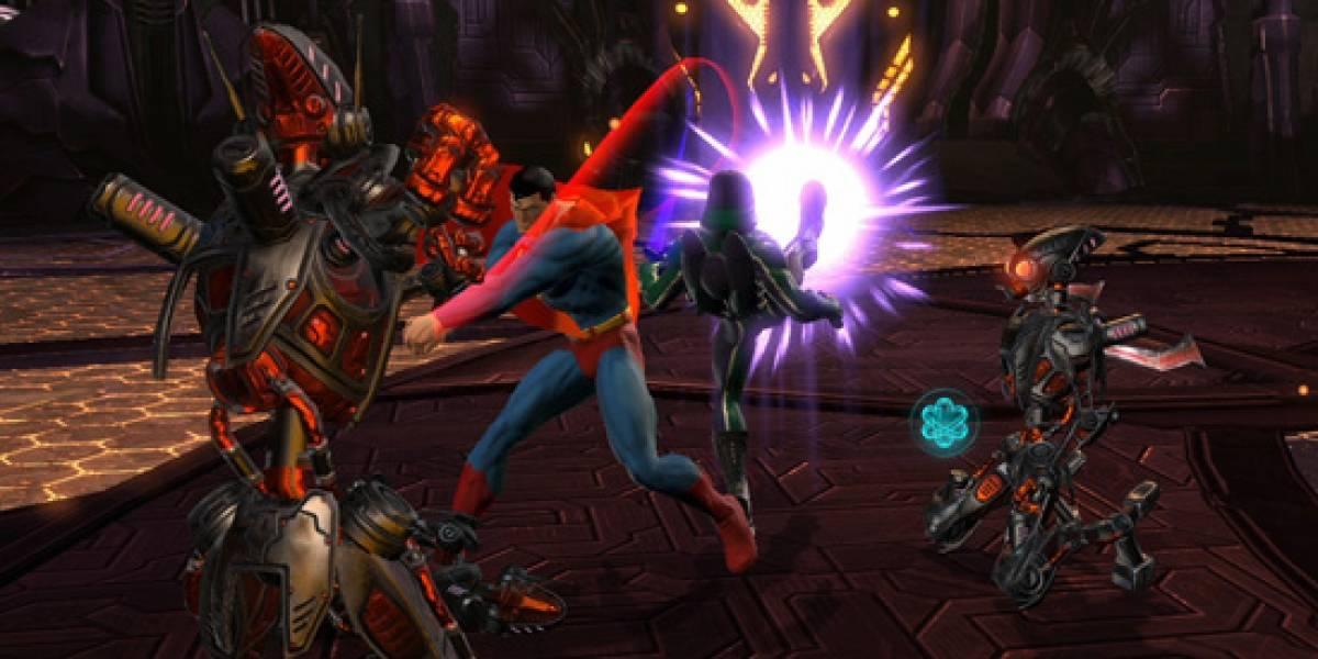 DC Universe Online llegará también a Xbox One