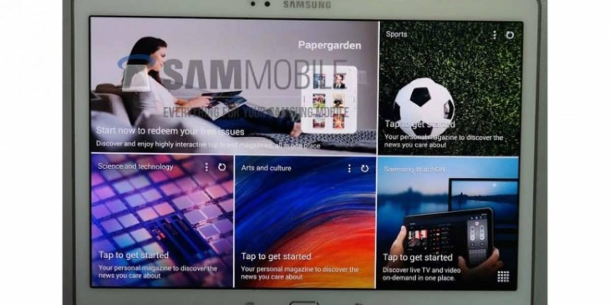Aparecen las primeras imágenes del Samsung Galaxy Tab S 10.5