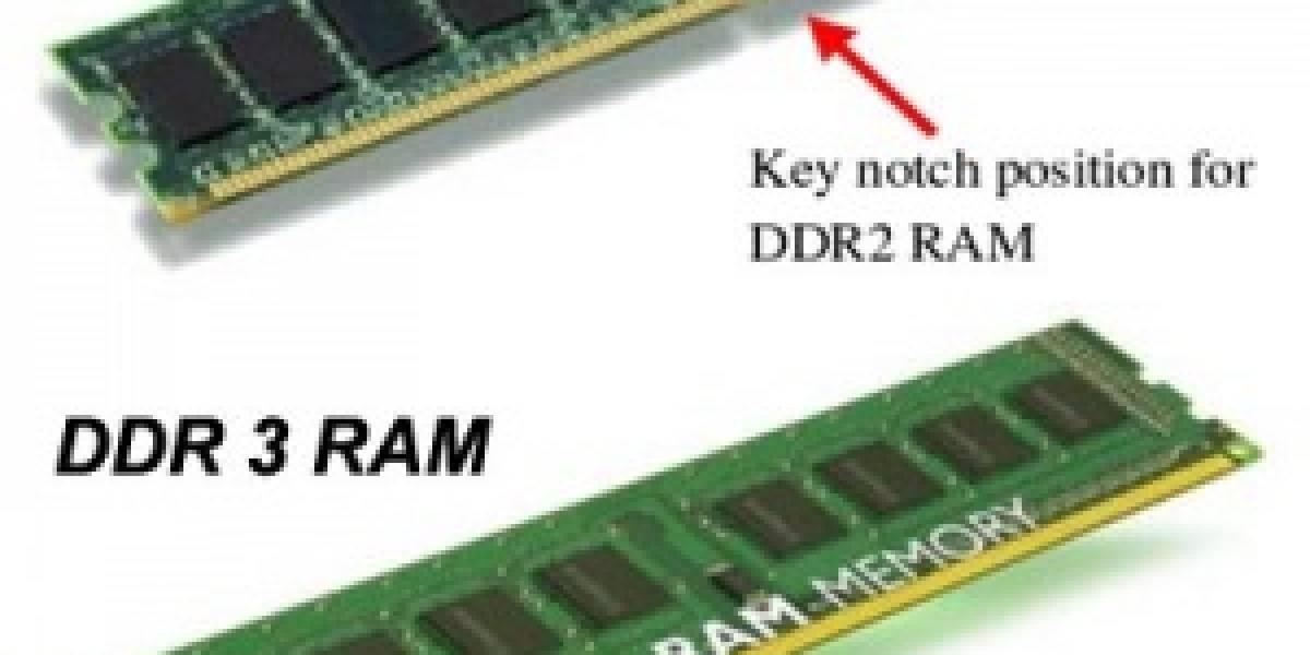 DDR2 vs DDR3: ¿Cuál tipo de memoria adquirir?