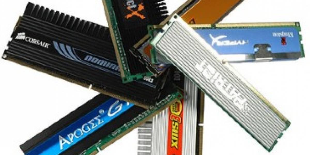 Se espera que memorias DDR3 tomen el trono